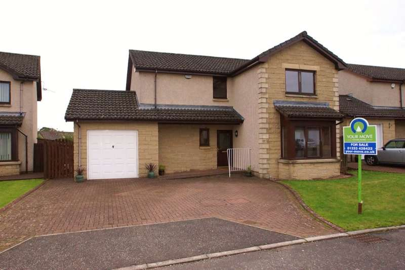 3 Bedrooms Detached House for sale in Forest Path, Leven, KY8