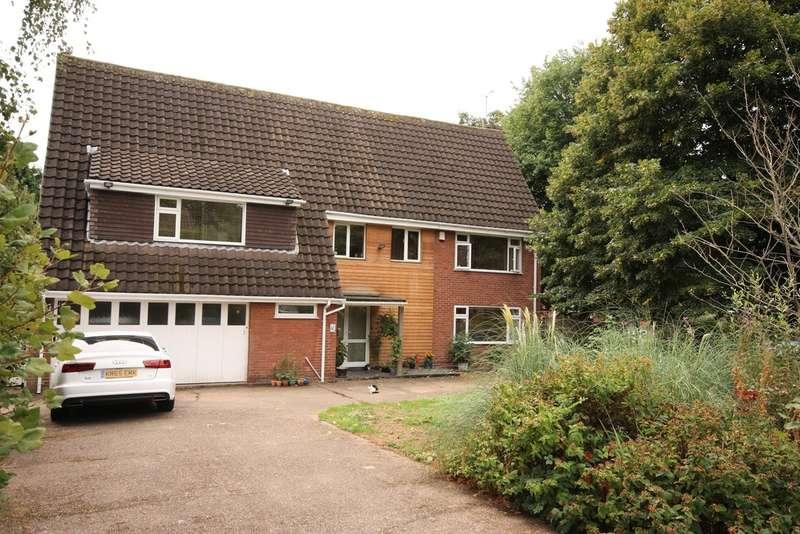 5 Bedrooms Detached House for sale in Groveside Crescent, Clifton Village, Nottingham
