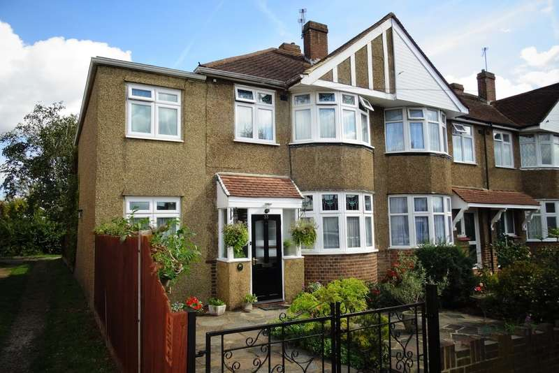5 Bedrooms House for sale in Parkfield Crescent, Feltham, TW13