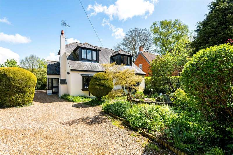 3 Bedrooms Detached House for sale in Rockbourne, Fordingbridge, Hampshire, SP6