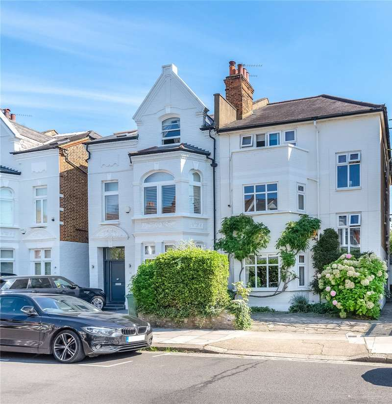 5 Bedrooms Semi Detached House for sale in Napier Avenue, Hurlingham, Fulham, SW6