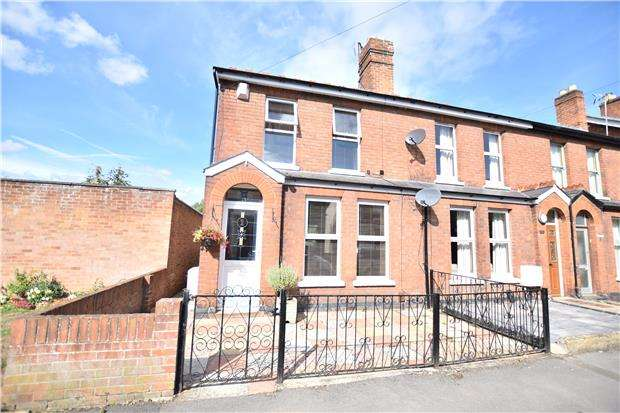 3 Bedrooms End Of Terrace House for sale in Hinton Road, GLOUCESTER, GL1 3JS