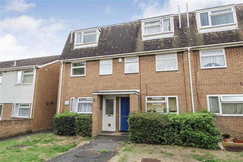 3 Bedrooms Maisonette Flat for sale in Ridgebank, Slough, Berkshire