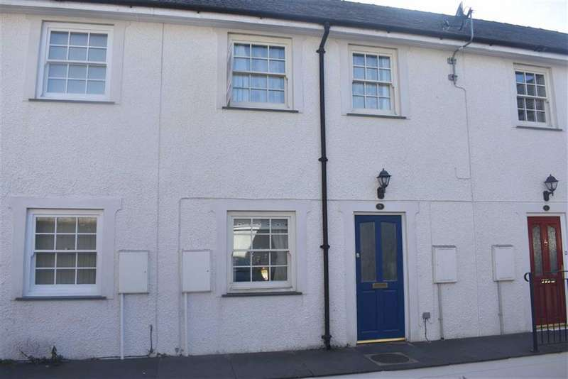 2 Bedrooms Terraced House for sale in Market Street, Lampeter