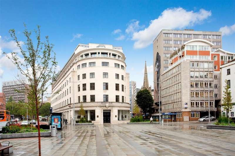 2 Bedrooms Flat for sale in Electricity House, City Centre