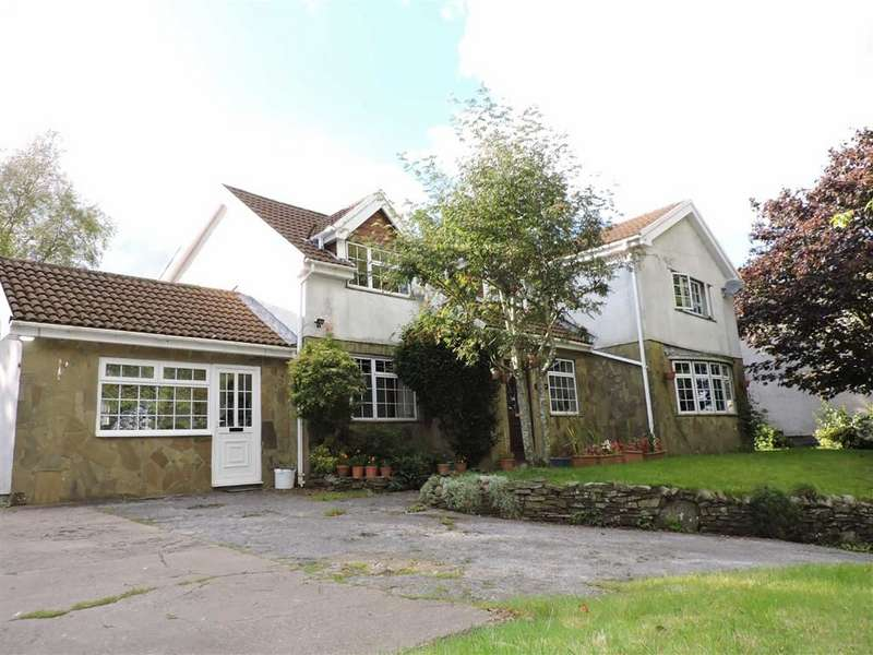 4 Bedrooms Detached House for sale in Cadwgan Road, Craig-Cefn-Parc