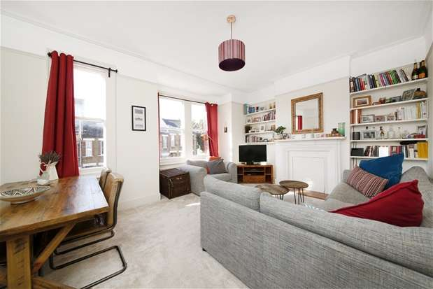 2 Bedrooms Flat for sale in Casewick Road, West Norwood
