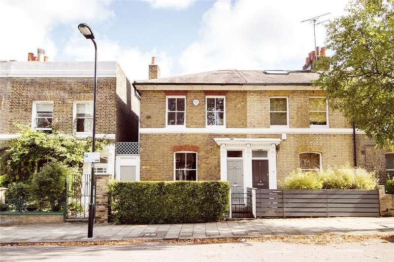 3 Bedrooms Terraced House for sale in Yoakley Road, London, N16