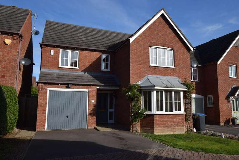 4 Bedrooms Detached House for sale in West Hyde, Hinckley