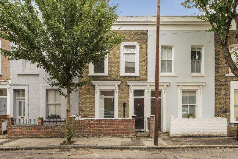 3 Bedrooms Terraced House for sale in Zealand Road, Bow