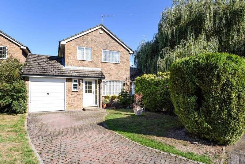 3 Bedrooms Detached House for sale in Bracknell, Berkshire, RG42