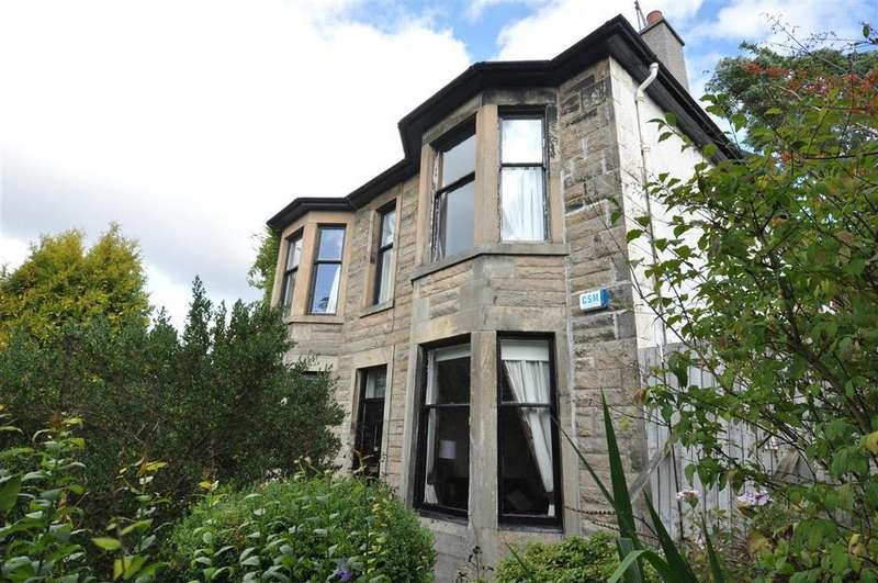 3 Bedrooms Apartment Flat for sale in 329 Kilmarnock Road, Newlands, G43 2DS