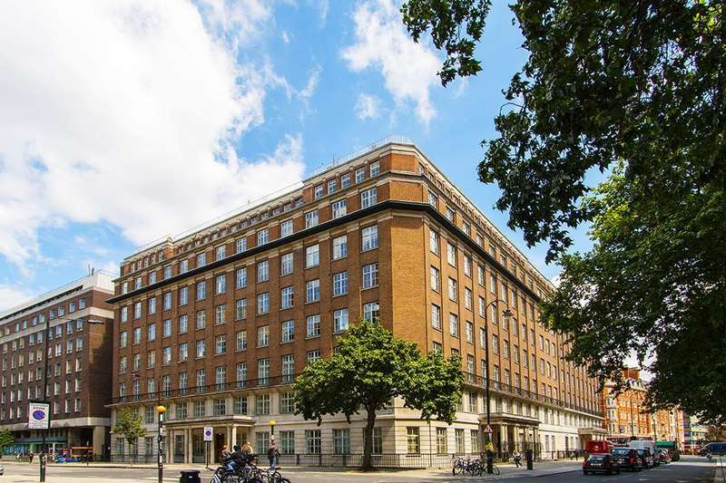 1 Bedroom Flat for sale in Bloomsbury Mansions, 13-16 Russell Square, London, WC1B