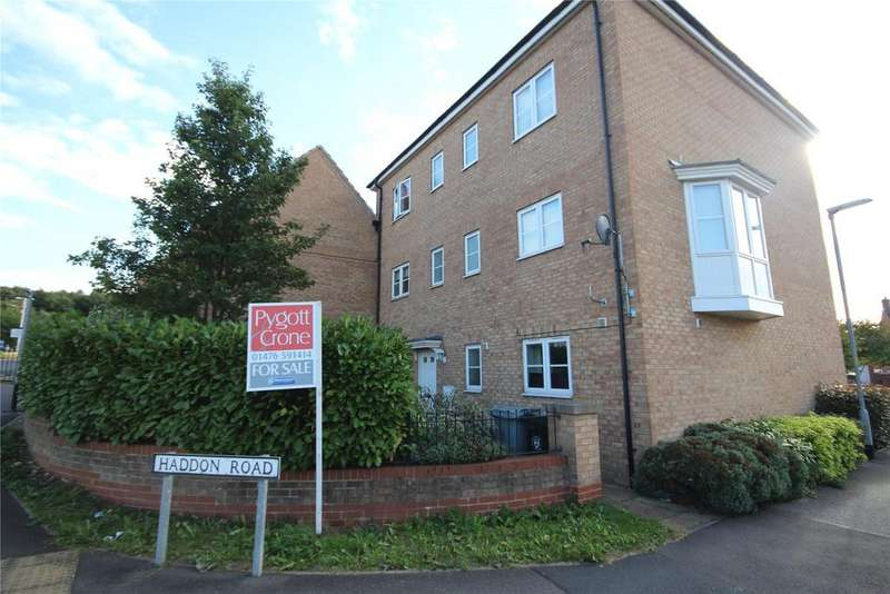 2 Bedrooms Flat for sale in Haddon Road, Grantham, NG31