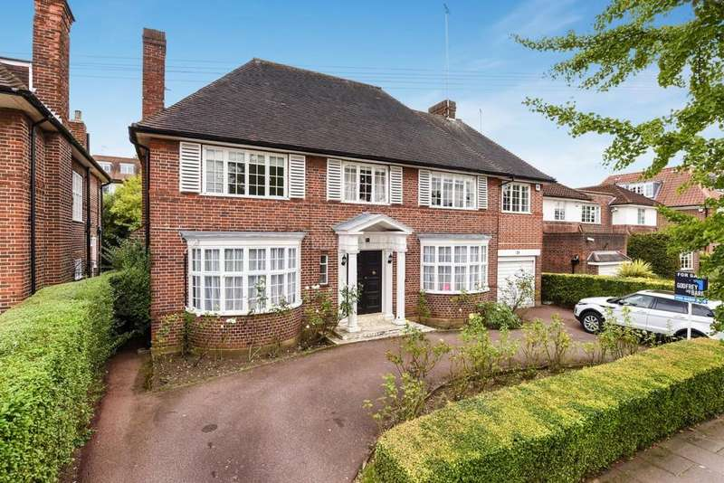 5 Bedrooms Detached House for sale in Norrice Lea, Hampstead Garden Suburb