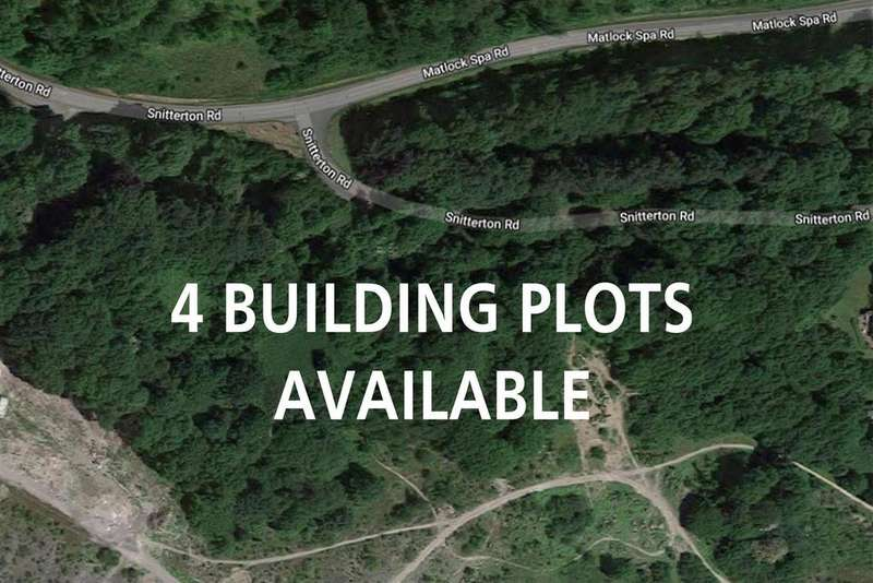 Land Commercial for sale in Snitterton Road, Matlock