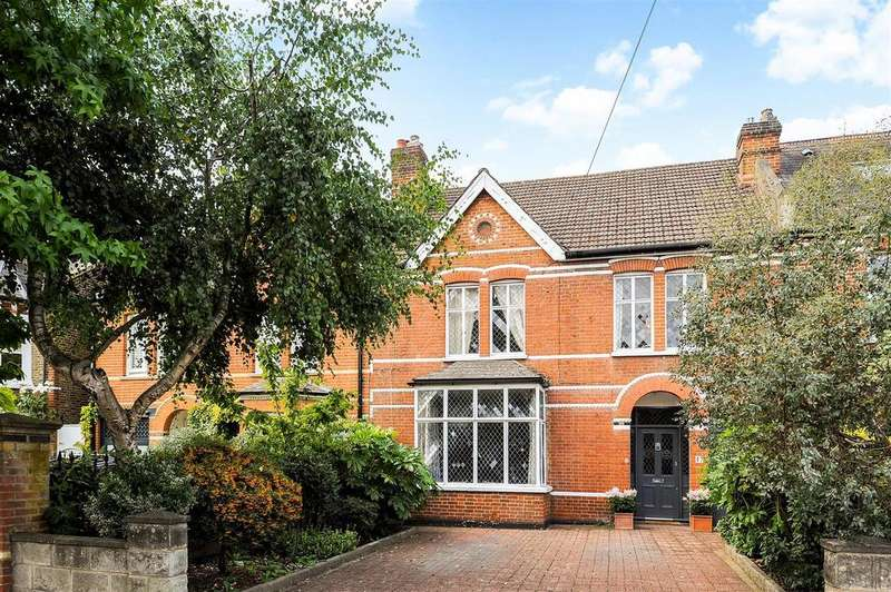 4 Bedrooms House for sale in Lambton Road, West Wimbledon, SW20