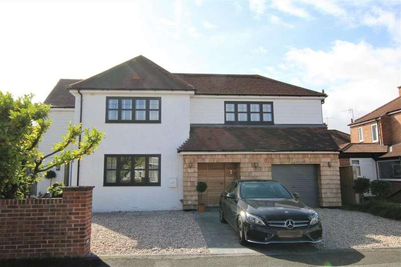 5 Bedrooms Detached House for sale in Highfield Drive, (off Yarm Rd), Eaglescliffe