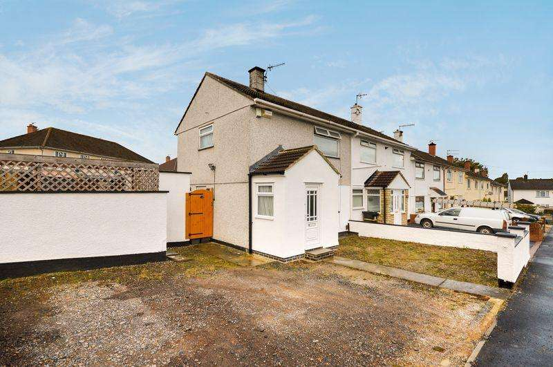 2 Bedrooms Terraced House for sale in Costiland Drive, Bristol
