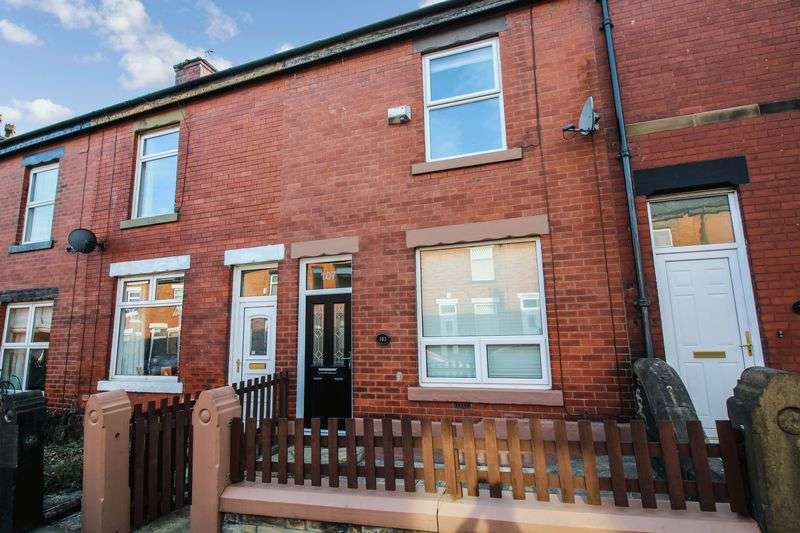 2 Bedrooms Property for sale in Knowles Street, Radcliffe