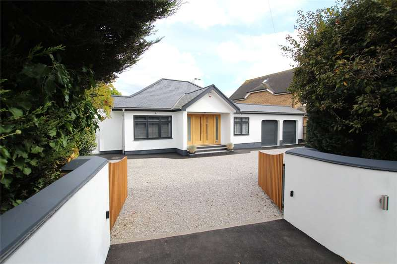 5 Bedrooms Detached Bungalow for sale in Watford Road, St. Albans, Hertfordshire, AL2