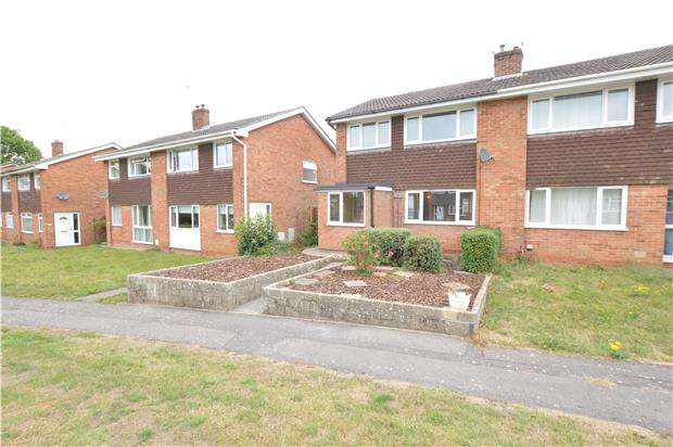 3 Bedrooms Semi Detached House for sale in Finch Road, Chipping Sodbury, BRISTOL, BS37 6JD