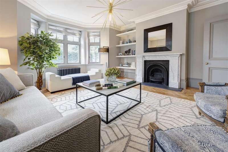 3 Bedrooms Flat for sale in East Heath Road, Hampstead, London, NW3