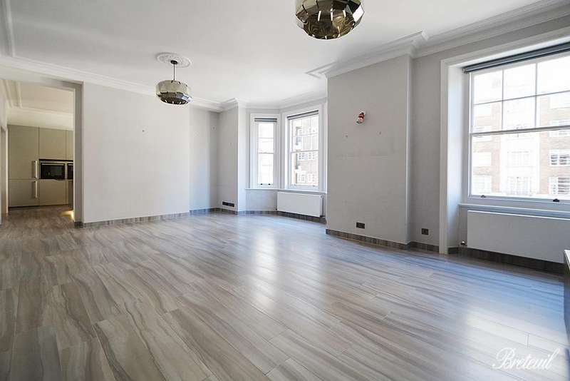 3 Bedrooms Flat for sale in Brown Street, London, W1H