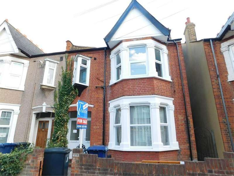 2 Bedrooms Flat for sale in Cowper Road, Hanwell, London
