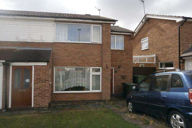 3 Bedrooms Semi Detached House for sale in Netherfield Road, Anstey, Leicester, LE7