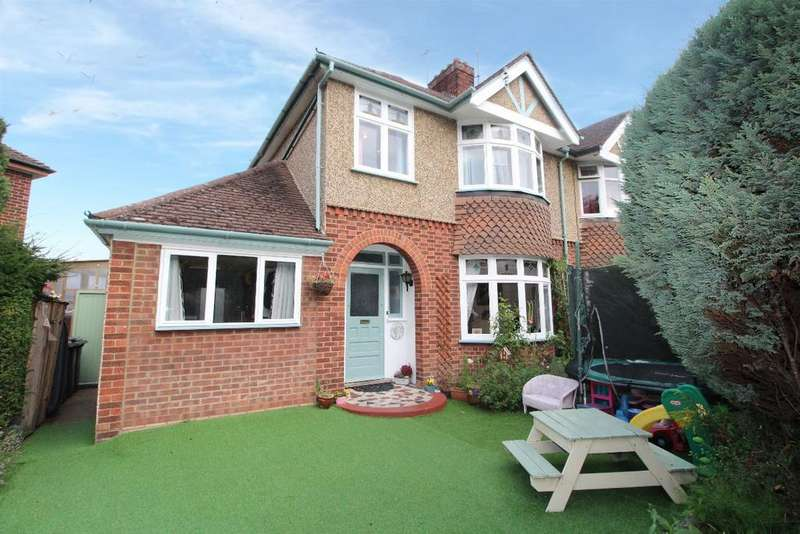 3 Bedrooms Semi Detached House for sale in Park Road, Kempston MK42