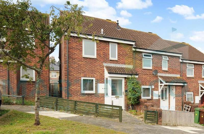 2 Bedrooms End Of Terrace House for sale in Biddick Drive, Keyham