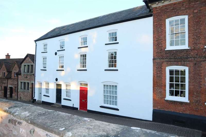 4 Bedrooms Property for sale in Church Street, Ross-on-Wye