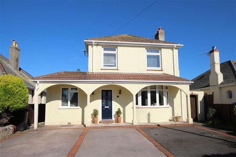 4 Bedrooms Detached House for sale in Gillard Road, Berry Head, Brixham, TQ5