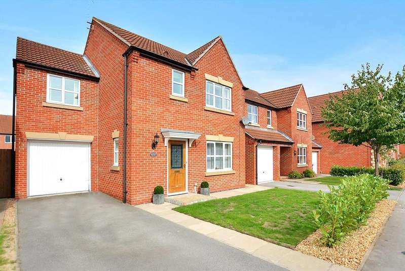 4 Bedrooms Detached House for sale in King Road, Warsop