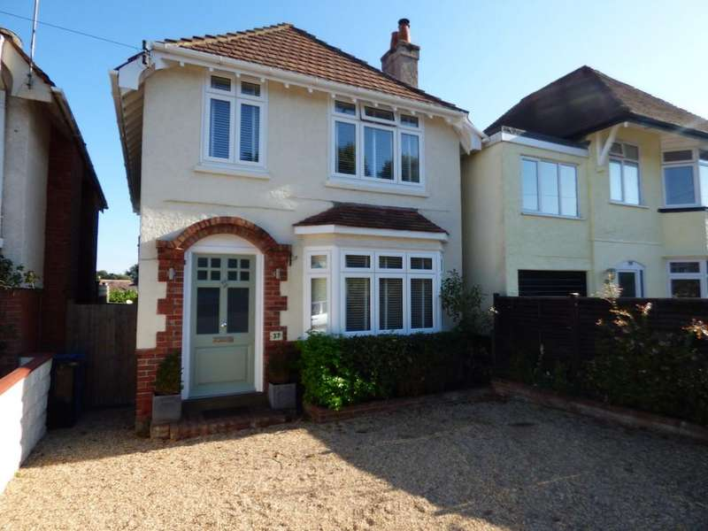 3 Bedrooms Detached House for sale in Churchfield Road, Poole