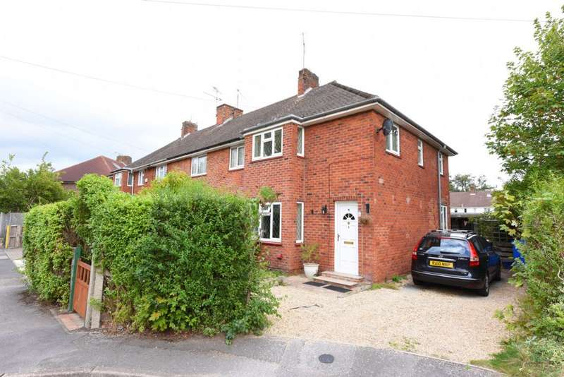 3 Bedrooms End Of Terrace House for sale in Cunnington Road, Farnborough, GU14