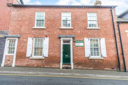 3 Bedrooms Terraced House for sale in Mill Street, Diglis, City Centre, Worcester