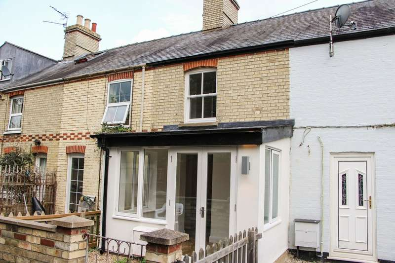 3 Bedrooms Terraced House for sale in Burwell, Cambridgeshire