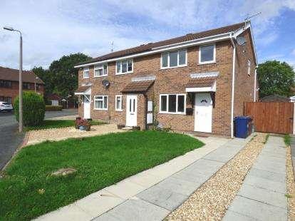 3 Bedrooms Semi Detached House for sale in Marsh Way, Penwortham, Preston, Lancashire, PR1