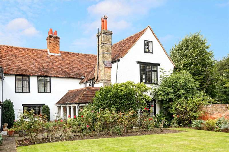 4 Bedrooms Semi Detached House for sale in The Limes, Mill Lane, Windsor, Berkshire, SL4
