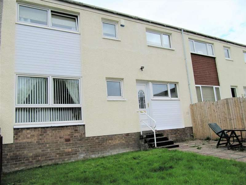 3 Bedrooms Terraced House for sale in 11 Hyslop Place, Clydebank, G81 3BT