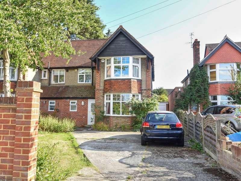 4 Bedrooms Semi Detached House for sale in Tilehurst Road, Reading, RG30