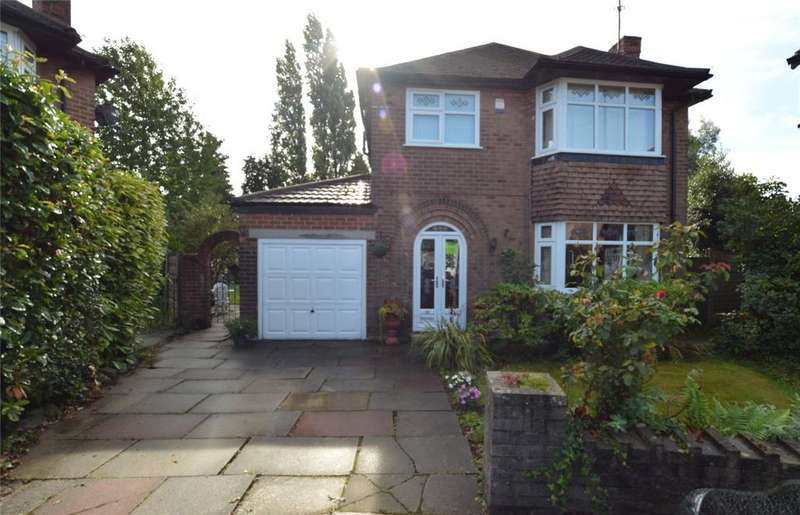 3 Bedrooms Detached House for sale in Larne Avenue, Stretford, Manchester, M32