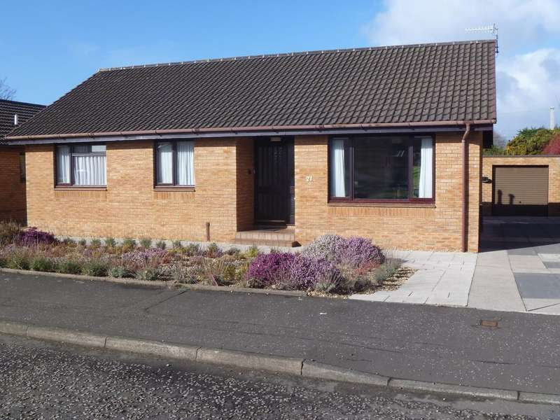 3 Bedrooms Detached Bungalow for sale in 21 Campbell Drive, Troon, KA10 6XE
