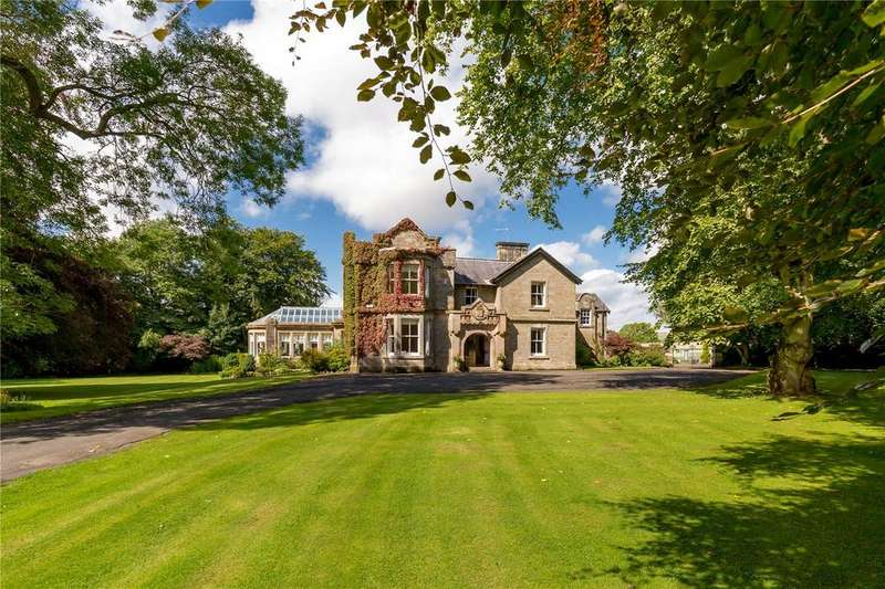 6 Bedrooms Equestrian Facility Character Property for sale in Lot 1, Tillywhally House, Kinross, KY13