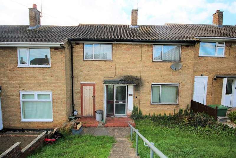 3 Bedrooms Terraced House for sale in West Avenue, Melton Mowbray