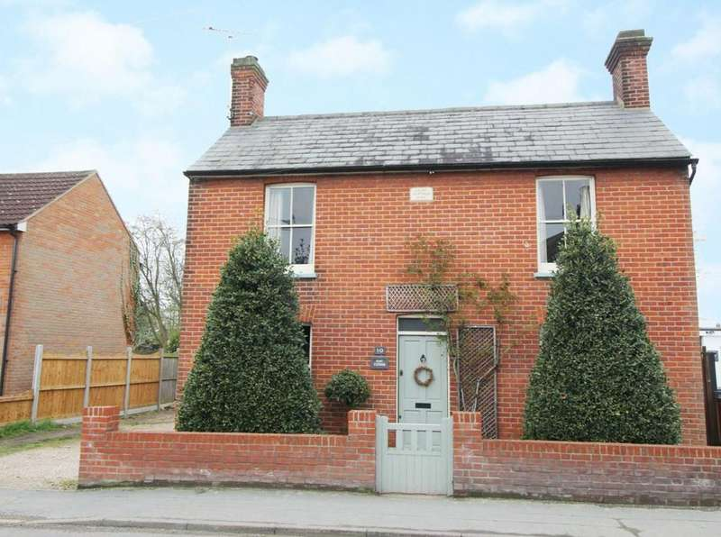 5 Bedrooms Detached House for sale in St. Johns Road, Colchester, Essex, CO4