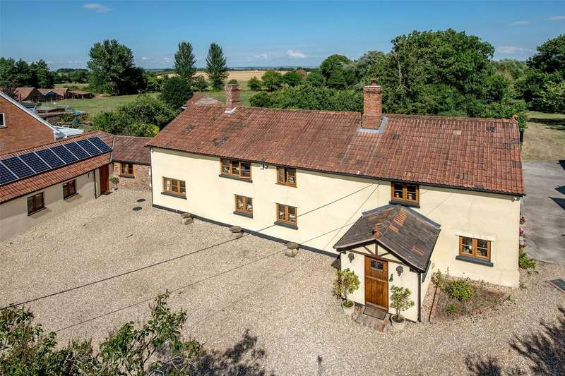 4 Bedrooms Detached House for sale in Petherton Road, North Newton