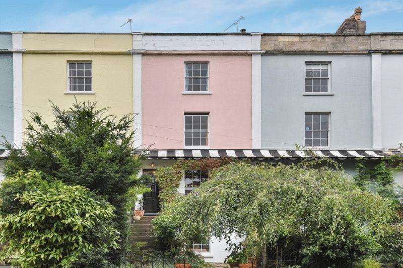4 Bedrooms Terraced House for sale in Fremantle Road, Cotham